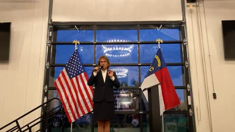 Wendy Rogers Audit The Vote Speech in North Carolina