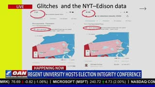 """Election Integrity Conference: Joe Hoft Describes Multiple """"Glitches"""" in 2020 Election"""