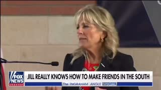 """Jill Biden says """"they had the pandemic ready to go"""""""