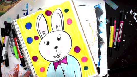 Doodle Bunny