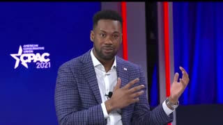 Lawrence Jones at CPAC 2021