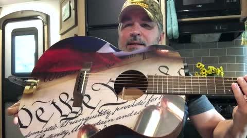 Texas Eagle - Steve Earle - Cover