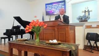 Old Zion Baptist Church 4-4-2021