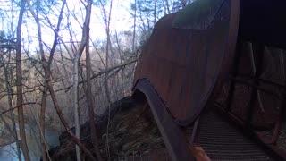 Fingerspan Bridge