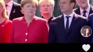 Donald Trump setting NATO straight