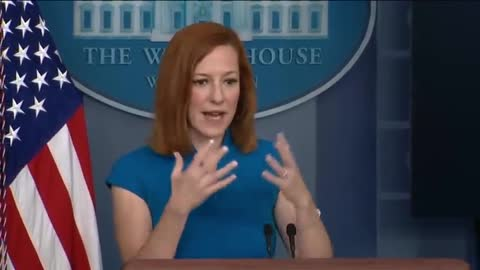 Reporter Grills Jen Psaki Over Fauci Emails
