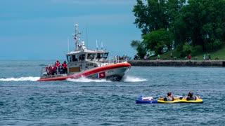 The Saint Clair River Float Down 2020