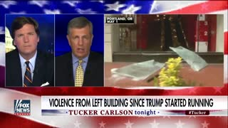 Brit Hume says Left violence all about Trump Derangement Syndrome