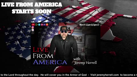 Live From America - June 11th 11am Friday LIVE
