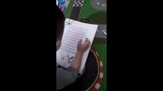 4yo Russian Wonderkid Know Alphabets From 46 Languages