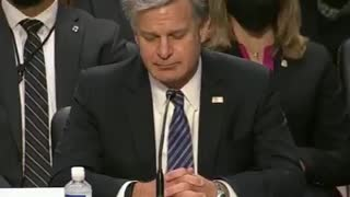 FBI director Christopher Wray apologizes to gymnasts abused by Larry Nassar