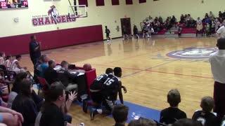 Josh Swiss Point first Rebound