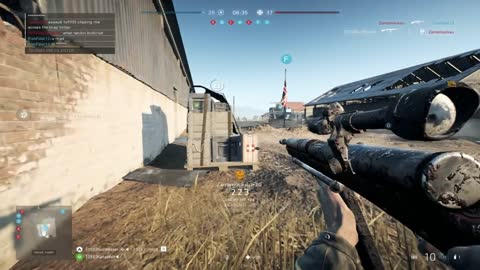 Battlefield 5 Cleaning Up The Pig Pen