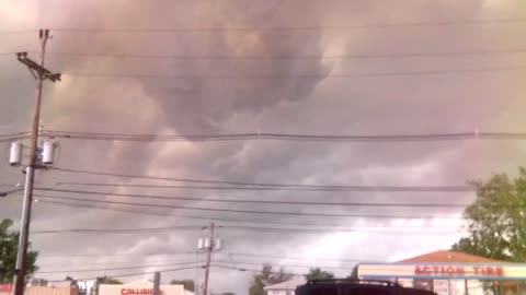Epic ANGRY Wicked CLOUDS!!!