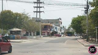 Toque de queda en Cartagena de Indias