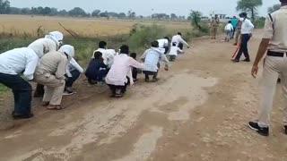 Watch | Guest attending a wedding in Madhya Pradesh's