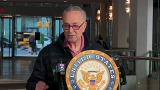 Schumer Says Only an Impeachment Trial of Trump Can 'Bring Healing' to the Country