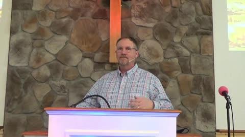 November 8, 2020 Adirondack Church service