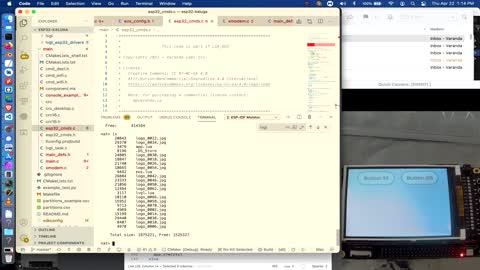 Lua EOS - April 22 Update for ESP32 Port