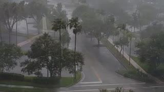 Heavy Rain Storm