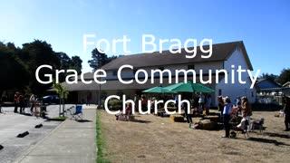Fort Bragg Grace Community Church Entry