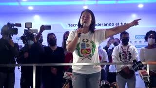 Leftist Castillo claims Peru election win