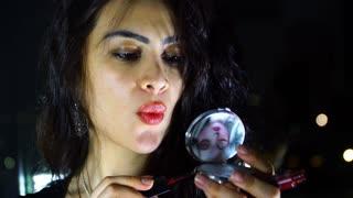 My makeup beautiful