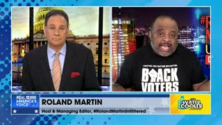 Roland Martin & David Brody with a lively discussion on Biden's COVID speech