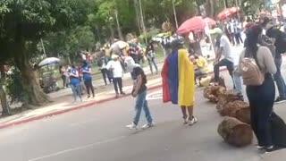Protestas San Pío, Bucaramanga