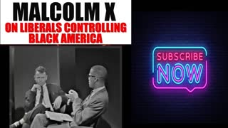 """Malcolm X Speech on White liberals """" Will blow your Mind """""""