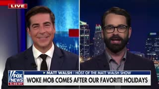 Nevertheless, Matt Walsh PERSISTED to Own the Libs Who Canceled Halloween