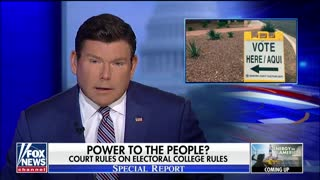 Appeals court rules on 'faithless' Electoral College voter case