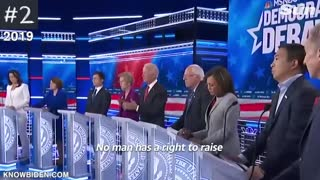 Biden Worst Gaffes. It's really scary