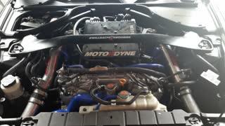 Quick engine look