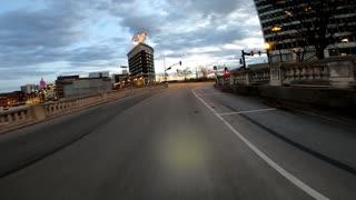 Union Station by Bike