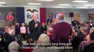 Proof Joe Biden Lies About Hunters' Business With Ukraine