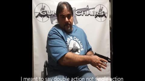 Guns In Chairs: My First Gun