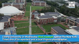 Liberty University files $10 million defamation suit against New York Times