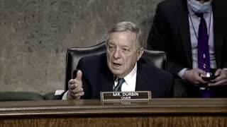 Sen. Tom Cotton blasts Sen Dick during committee