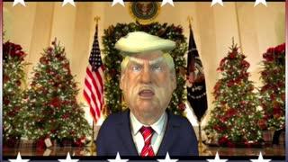 Virtual Trump's 2020 Christmas Message