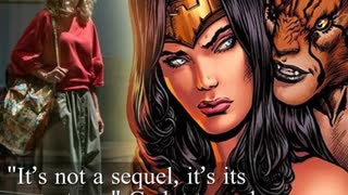 New Look at Wonder Woman 1984 Revealed at Licensing Expo