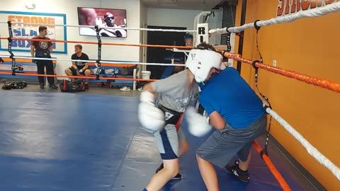 Joey vs Nick round 3. 8/5/21
