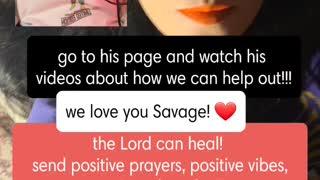 Let's help @Infosavage