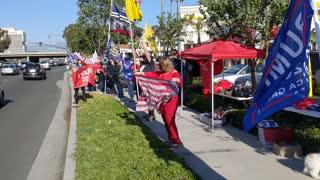 Southern California Trump Rally @ Laguna Hills (11-14-2020)