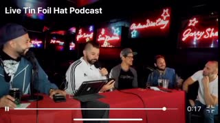 tinfoil hat podcast at the world famous comedy store