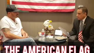 What Chad Prather says about the American Flag!
