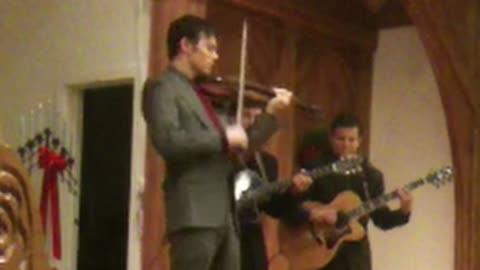 2010-12-31 Frank Vignola Trio, Morristown First Night, NJ