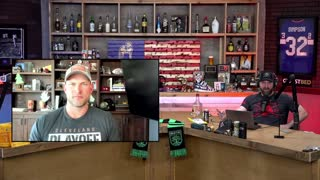 Drinkin' Bros Podcast #748 - Special Guest Cleveland Browns Legend Joe Thomas