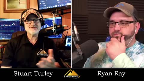 Energy News Beat Podcast - We interview Ryan Ray, President of War Room Media whale and oil coinsure