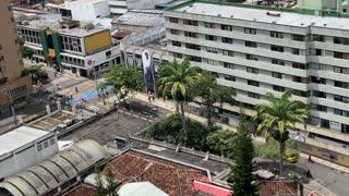 Así transcurrió la marcha del silencio en Bucaramanga